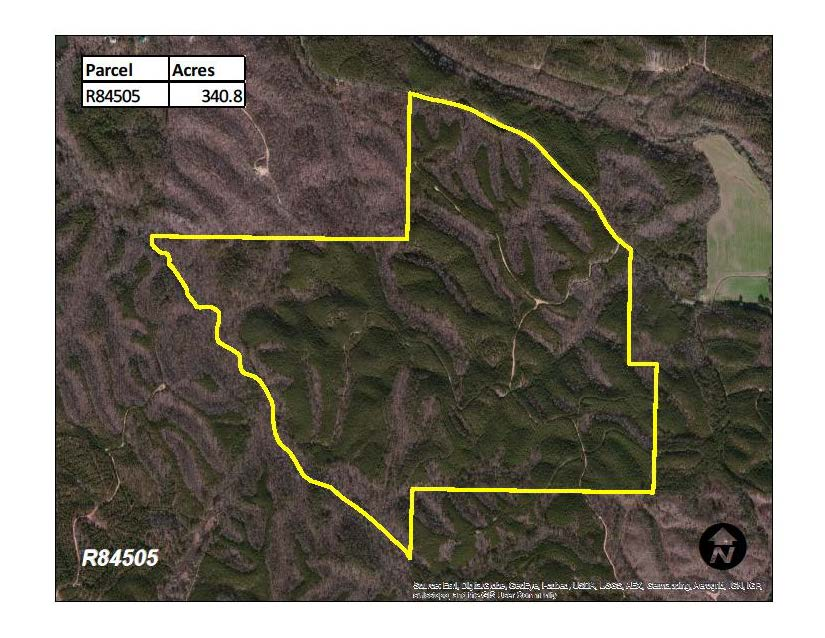340 Acres on Lick Creek
